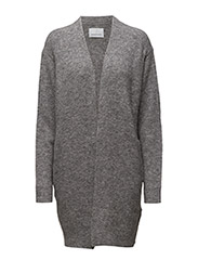 Nor cardigan 7355 - GREY MEL.