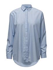 Caico shirt 6135 - 6135 OXFORD BLUE
