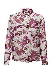 Molly shirt aop 6144 - FLORA
