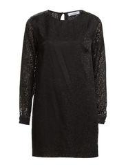 Kine dress 3465 - BLACK