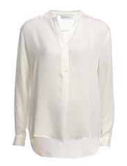 Waddi shirt 3622 - WHITE