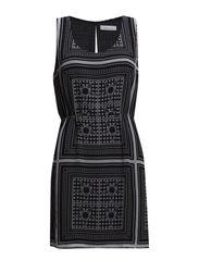 Rost dress aop 1602 - KERCHIEF PRINT