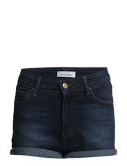 Irene shorts 3872 - BLACKBLUE STRIPE
