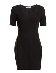 Kimball dress 3854 - BLACK