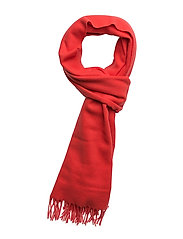 Accola maxi scarf 2862 - HIGH RISK RED
