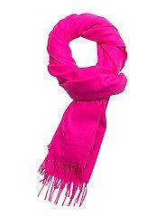 Accola maxi scarf 2862 - PINK GLO