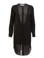 Nash dress 3629 - BLACK