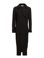 Low dress 3852 - BLACK