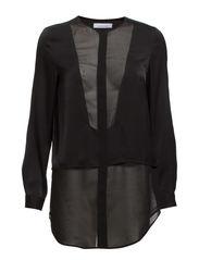Nash shirt 3629 - BLACK