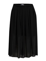 Picolo skirt 5843 - BLACK