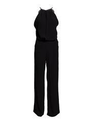 Willow jumpsuit 5687 - BLACK