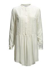 Watney dress 3629 - CLEAR CREAM
