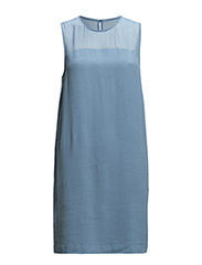 Tate dress 6007 - BLUE HEAVEN