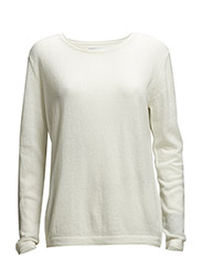 Loi o-neck 5997 - CLEAR CREAM