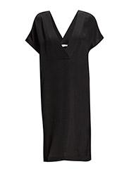 Hoxton dress 3899 - BLACK