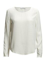 Marsh blouse 5991 - CLEAR CREAM