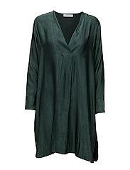 Ida ls dress 6947 - DARKEST SPRUCE