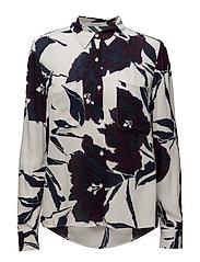Milly shirt aop 7201 - PAPIER FLEURIE