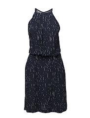 Willow short dress aop 5687 - ETOILE