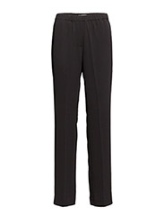 Hoys straight pants 7331 - BLACK