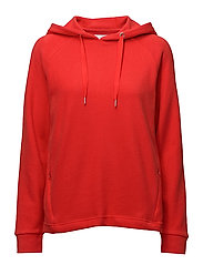 Foxx hoody 3164 - HIGH RISK RED