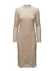 Ibi dress 7677 - PINK TINT