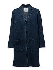 Chore Coat 7748 - INDIGO RINSE