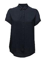 Maj ss shirt 3856 - DARK SAPPHIRE