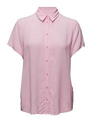 Maj ss shirt 3856 - LILAC SACHET