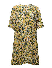 Adelaide dress aop 6515 - SOLEIL JARDIN