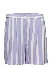 Livia shorts aop 7944 - MARIN LAVANDE