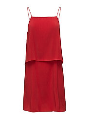 Petra dress 9323 - HIGH RISK RED