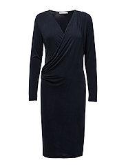 Rachel dress 6202 - DARK SAPPHIRE