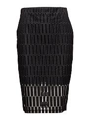 Aileen skirt 8061 - BLACK