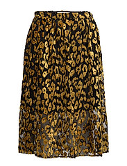 Kayla long skirt 9308 - GOLDEN ROD