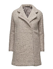Mildred jacket 6182 - SAND GREY MEL.
