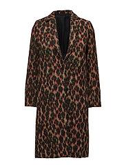 Rosalind jacket 8266 - LEOPARD
