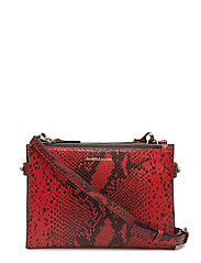 Ruby Shoulder Bag 9391 - HIGH RISK RED