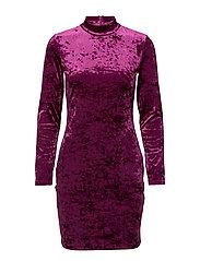 Viol ls dress 9557 - PINK GLO