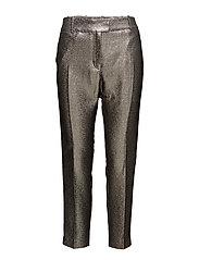 Lola pants 8302 - GOLD SILVER