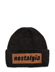 Morgan hat 9553 - BLACK MEL.