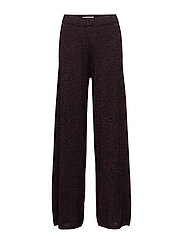 Maddie pants 9554 - PINK GLITTER
