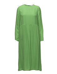 Raven dress 6434 - CLASSIC GREEN