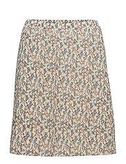 Limber skirt aop 9699 - BLOSSOM