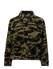 Colly jacket aop 8314 - CAMO