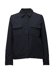 Kealey jacket 9778 - DARK SAPPHIRE