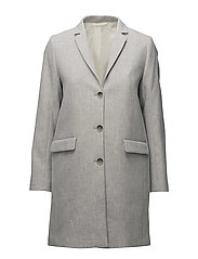 Inger jacket 9718 - LIGHT GREY MEL.