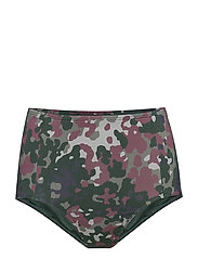 Myra h bottom aop 7986 - PLUM DOTCAMO