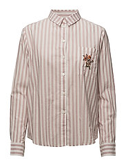 Joris shirt emb 9420 - WOODROSE ST