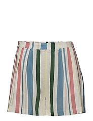 Ganda shorts aop 9943 - COTTAGE STRIPE